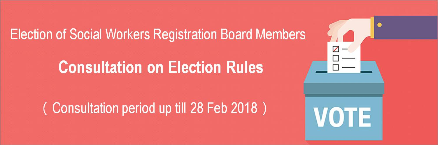 consultation on election rules