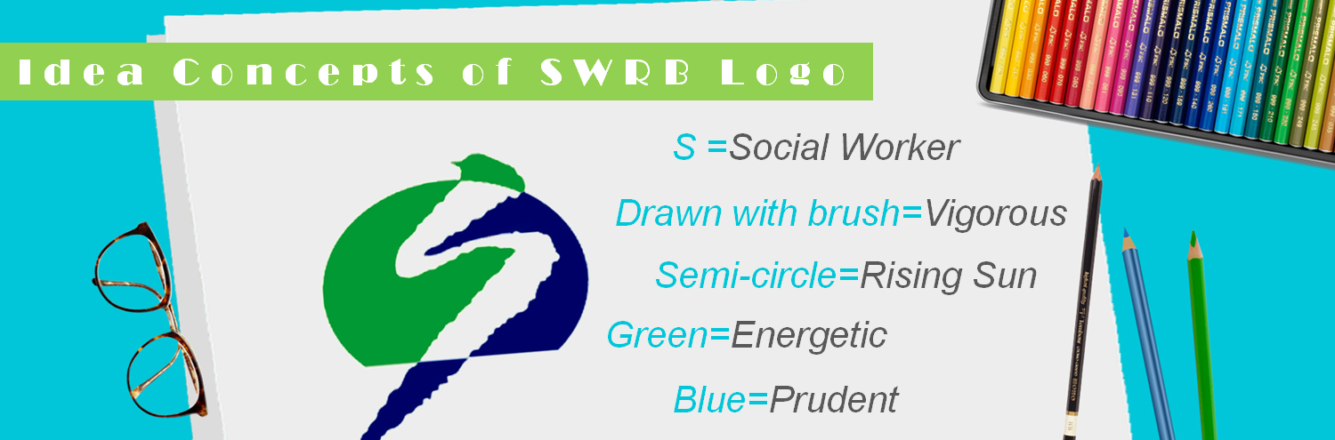 Idea Concepts of SWRB Logo